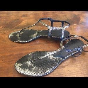 CHANEL sandals size 41